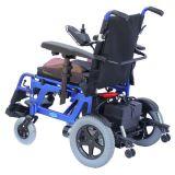 Fauteuils roulants électriques en aluminium, fauteuil roulant de pouvoir