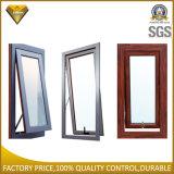 Finestra di alluminio di girata e di inclinazione con doppio vetro Basso-e (JBD-K8)