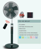 Selling caliente 16inch Stand Fan con Remote Control y Figure 8 Oscillation