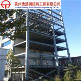 Famoso de lujo aumentando hasta 6 capas de la oficina de acero del edificio