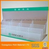 Étalage acrylique d'étalage pour la brochure promotionnelle/présentoir acrylique