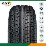 Neumático radial 195/70r14 del vehículo de pasajeros del neumático sin tubo de la polimerización en cadena del PUNTO del GCC del ECE