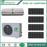 Acondicionadores de aire de la pared de la Sistema Solar del hogar 12000BTU de la pared de Acdc el 90%