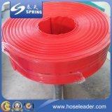 Boyau plat étendu par PVC à haute pression de l'eau coloré