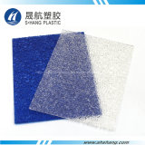 Лист поликарбоната диаманта 5 цветов твердый пластичный