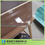 Tempered biselado Clear Float Glass para Home Appliance