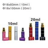 10ml &20ml Selbstverteidigung Lipstick Pepper Spray