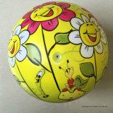 Игрушки PVC 9 дюймов шарик печатание цветастой раздувной полный