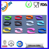 Silicone Anti - Slip Ear Hooks Holder for Glassed