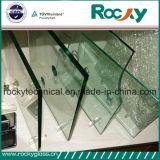 verre trempé d'espace libre de 4-19mm
