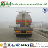 ASME Hoge Norm 35cbm de Brandstof van de Legering van het Aluminium/de Aanhangwagen van de Tank Disel