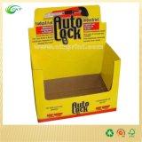 Boîte de présentation de papier d'emballage de produits de beauté (CKT-CB-109)