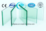 2mm bis 19mm Clear Float Glass mit CER, ISO