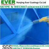 Couche électrostatique de poudre de résine de polyester de pulvérisateur