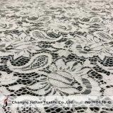 Nuovo tessuto del merletto del vestito dal jacquard della tessile (M0476-G)