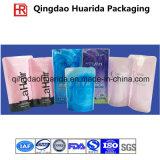 オイル/水/洗剤/液体のためのプラスチックアルミホイルの口袋