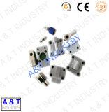 Parti di alluminio dell'acciaio inossidabile personalizzato CNC della lega/della fresatrice di CNC precisione di alta qualità