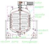 Mischende Becken-hohes Scheremulgierenhochgeschwindigkeitsmaschine