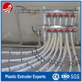 Extrudeuse de tube de caloduc d'étage d'eau chaude de PERT
