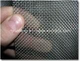 極めて薄いステンレス鋼の金網