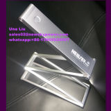 USB que lee la luz plegable recargable del escritorio del LED