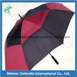Guarda-chuva grande Assorted do golfe da alta qualidade cor diferente