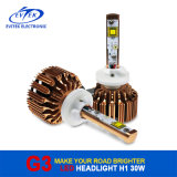 Preço de fábrica da alta qualidade do farol do diodo emissor de luz do CREE de G3 H1