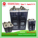 Type Pocket batterie cadmium-nickel de Hengming de la série Battery/Ni-CD de Kpm