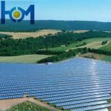 Vetro a energia solare Tempered basso del collettore del pannello solare del ferro di vendita calda