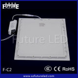 Quadratische LED Panel Light 15W Under Future Branded mit CER Approval