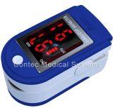 CE& FDA-gebilligtes Impuls-Oximeter (CMS50DL)