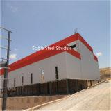 Costruzioni poco costose della struttura d'acciaio del metallo nel Kenia