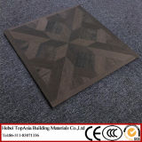終わる無作法な艶をかけられた磁器の陶磁器の床の壁のタイルマット