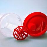 [ببا] يحرّر بروتين رجّاجة زجاجة مع كرة