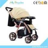 Si adagia il passeggiatore del bambino della sede con Umbrellar/l'elemento portante piegante del pareggiatore bambino del compatto