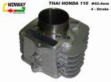 Cylindre de pièce de la moto Ww-9198 pour Honda pour 110 thaïs