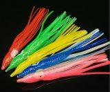 attrezzatura di pesca molle di richiamo di pesca di colore di 11cm di richiamo differente del polipo