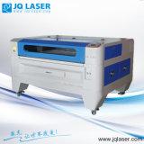 Machine de découpage modèle bonne de laser de la beauté Jq1390 pour des matériaux de Nonmental