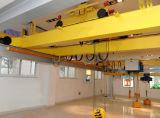 Изготовление фабрики кран прогона двойника 10 тонн надземный
