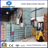Máquina de papel automática de desperdício da imprensa hidráulica com PLC