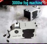 Машина дыма 3000W машины тумана влияния этапа мощная низкая