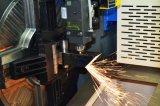 Auto cortador de alimentação da câmara de ar da máquina de estaca da tubulação do laser da fibra