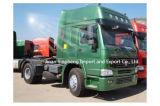 4X2 6wheels를 모는 300HP Sinotruk HOWO 트랙터 트럭