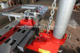 Het hoogste-getaxeerde Regelbare Systeem van de Reparatie van de Botsing van het Lichaam van het Platform Er808 Auto