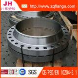 Bride d'acier du carbone de collet de soudure de la soudure DIN2634 Pn25