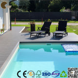 Fabricante impermeable al aire libre de WPC Pvcpepp Deckingflooring