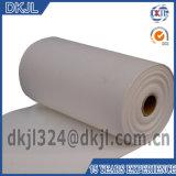 Papel refratário da fibra cerâmica do Zirconia elevado para a isolação térmica da indústria