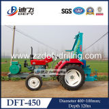 40m-120m Small Size Drilling Machine