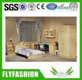 Spätestes hölzernes doppeltes Bett konzipiert Koje-Bett-Schlafzimmer-Möbel für Kinder