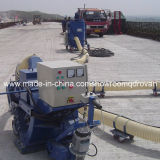 Concrete portátil Shot Blasting Machine (séries de ROPW)